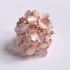 Pretty Butterfly Ring Size 7